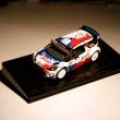 New model : Citroen DS3 WRC T.Kostka Rally France Alsace 2013 dekals NC Models