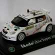 Skoda  fabia S2000 predjezdec Barum Rally 2008 (resinovy model )